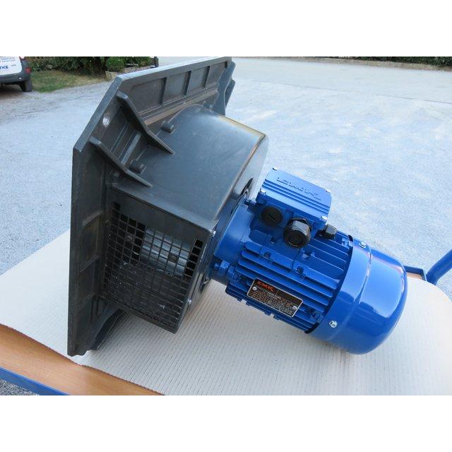 Baugröße 71 DWEMA Fremdlüfter 1~ 230V für Drehstrommotoren ABM-D EMK passend